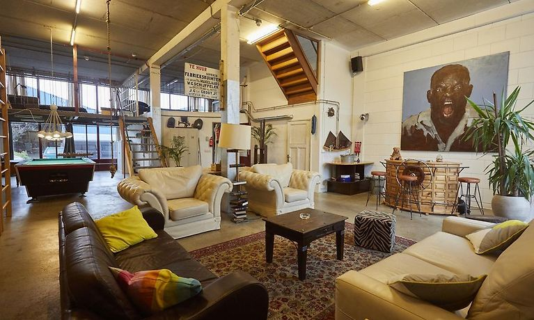 Warehouse Apartment Amsterdam